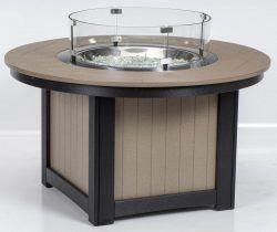 Photo of Donoma Fire Pit w/Poly Top – Raber Patio Enclosures & Furniture, LLC ,  #Donoma …