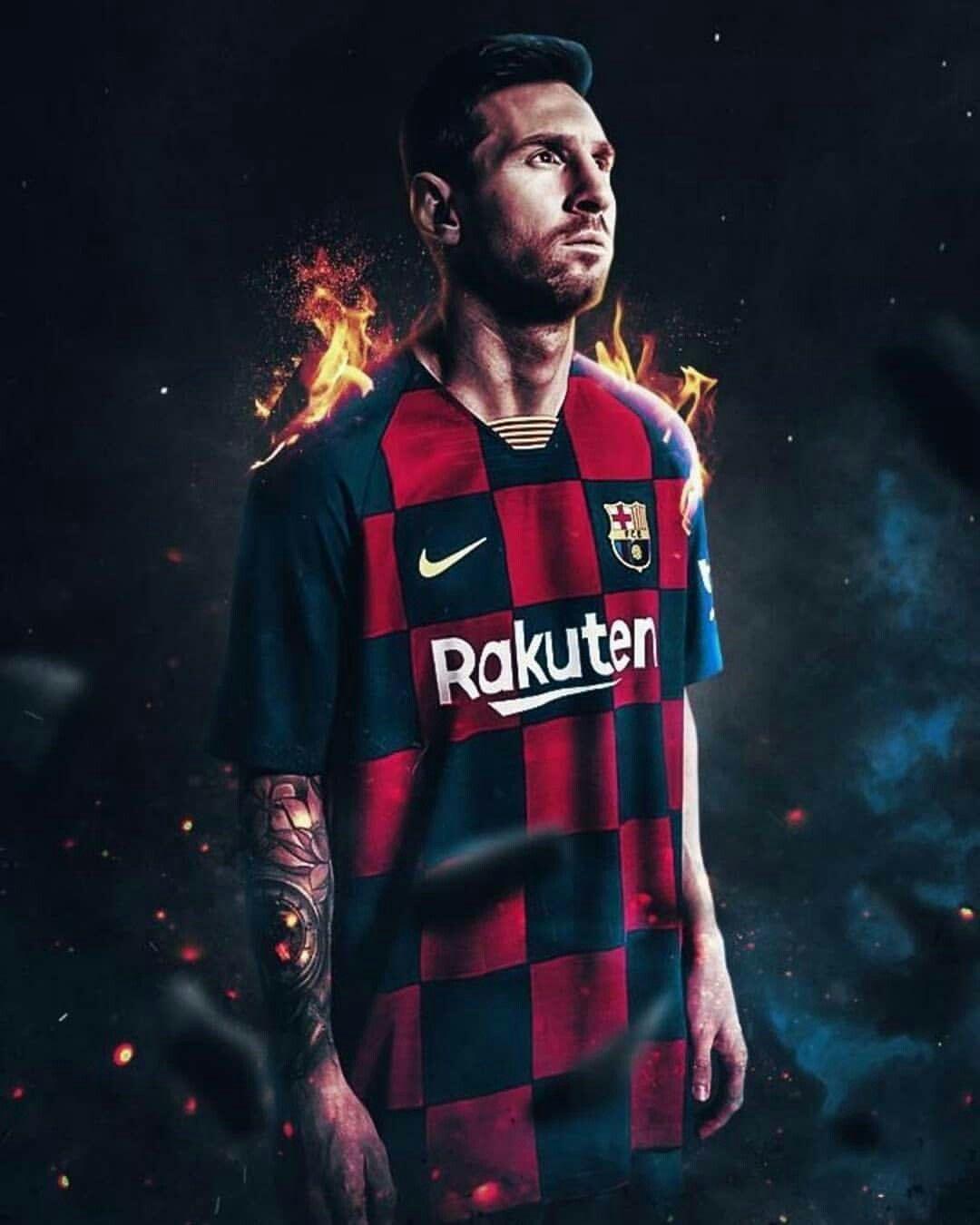 Imagen De Johan Steven En Messi The King En 2020