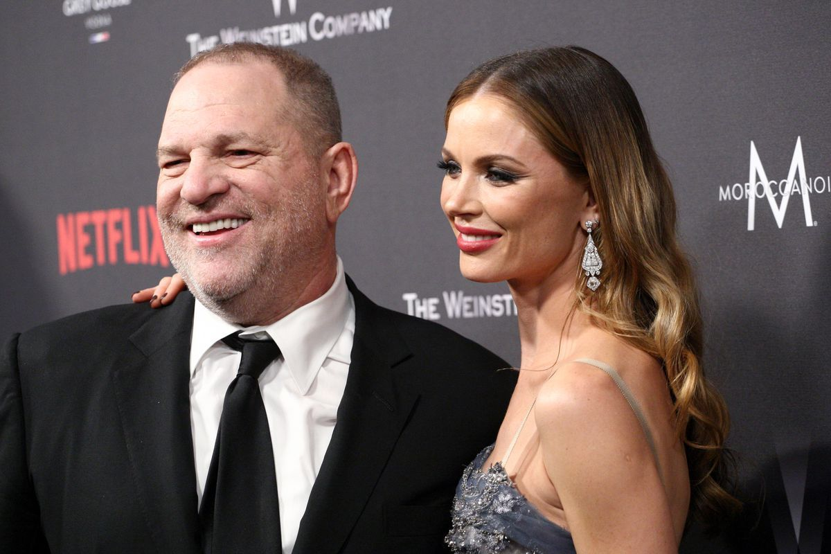 Harvey Weinstein The American Film Producer And His Many Victims