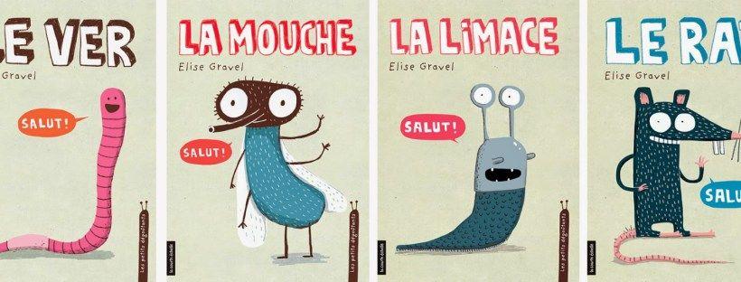 Le Monde Des Bestioles Avec Elise Gravel Digital Book Kids Rugs French Books