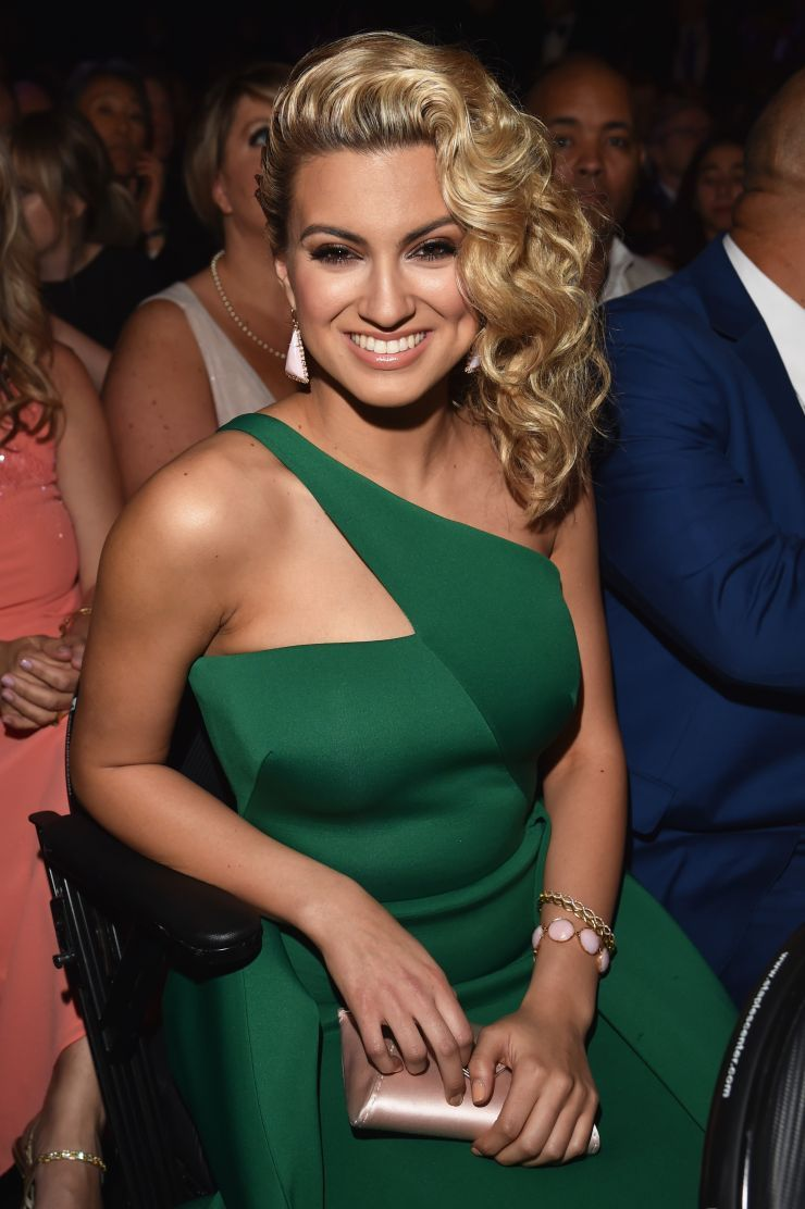 Tori Kelly At The 58th Annual GRAMMY Awards On Feb 15 In Los