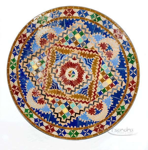 Mesa arabe mosaico mandalas pinterest mosaicos mesa - Comprar decoracion arabe ...