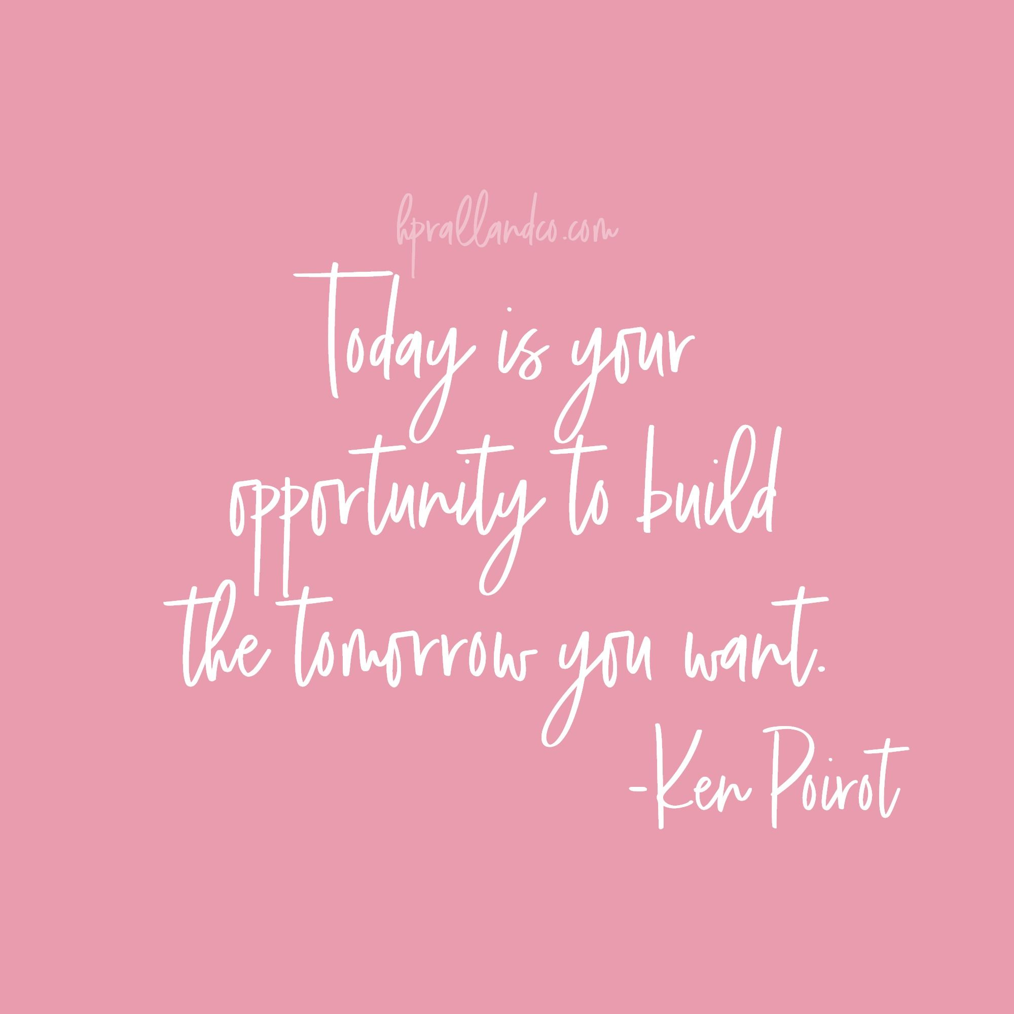 Life And Opportunity Quotes