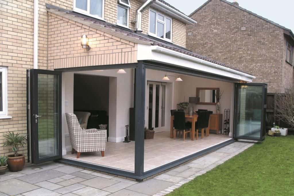 Image Of Bifold Patio Doors Ideas