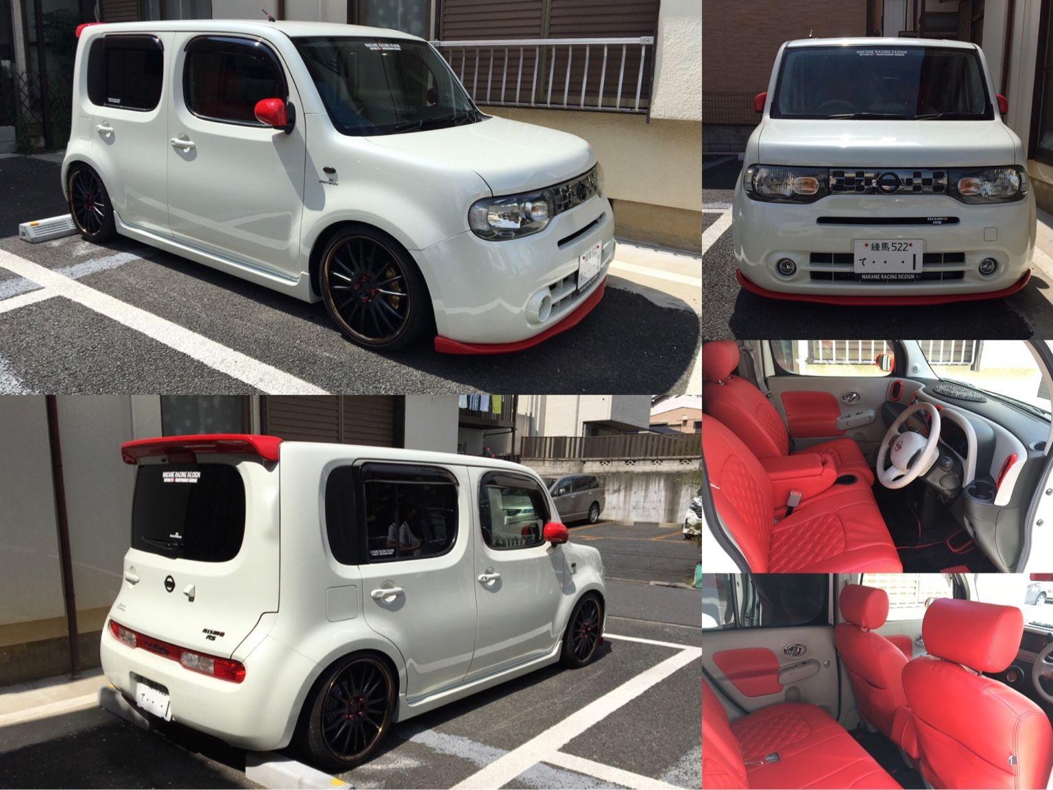 Hello From Tokyo Nissan Cube Life Nissan Cube Car Forums Cube Car Nissan Cube