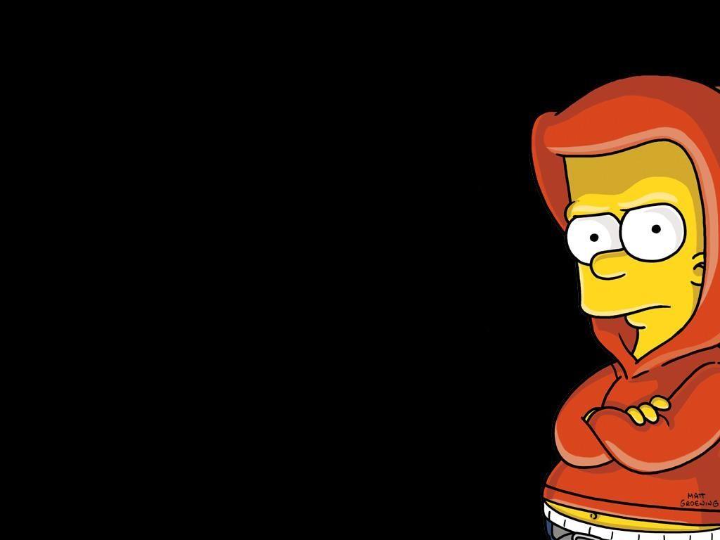 Fondo De Pantalla Pc De Bart Simpson Imagenes De Bart Fondos De