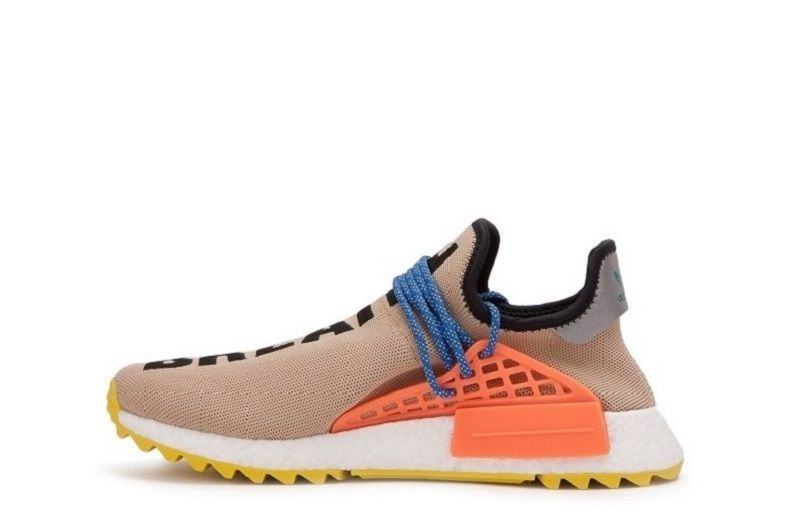 0f98233026b4c Adidas Replica Pharrell Williams NMD Hu Trail Pale Nude AC7361 (1 ...