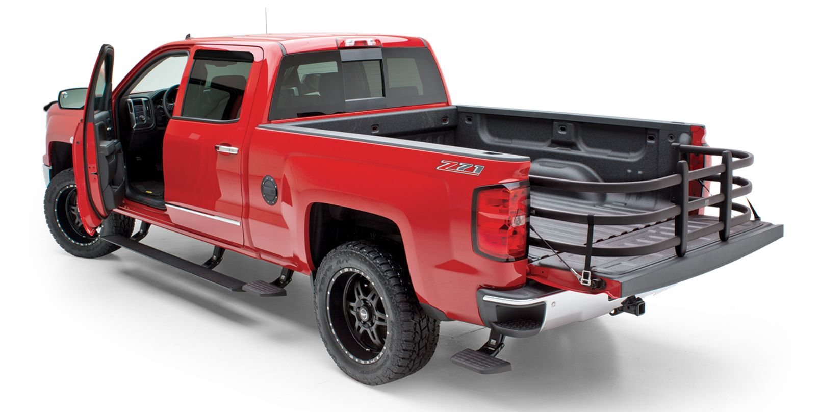Wow, this is a great example of the truck steps that my