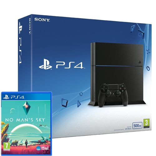 aaae25a4548b2 PS4 Console with No Man's Sky | Games | Playstation 4 console ...