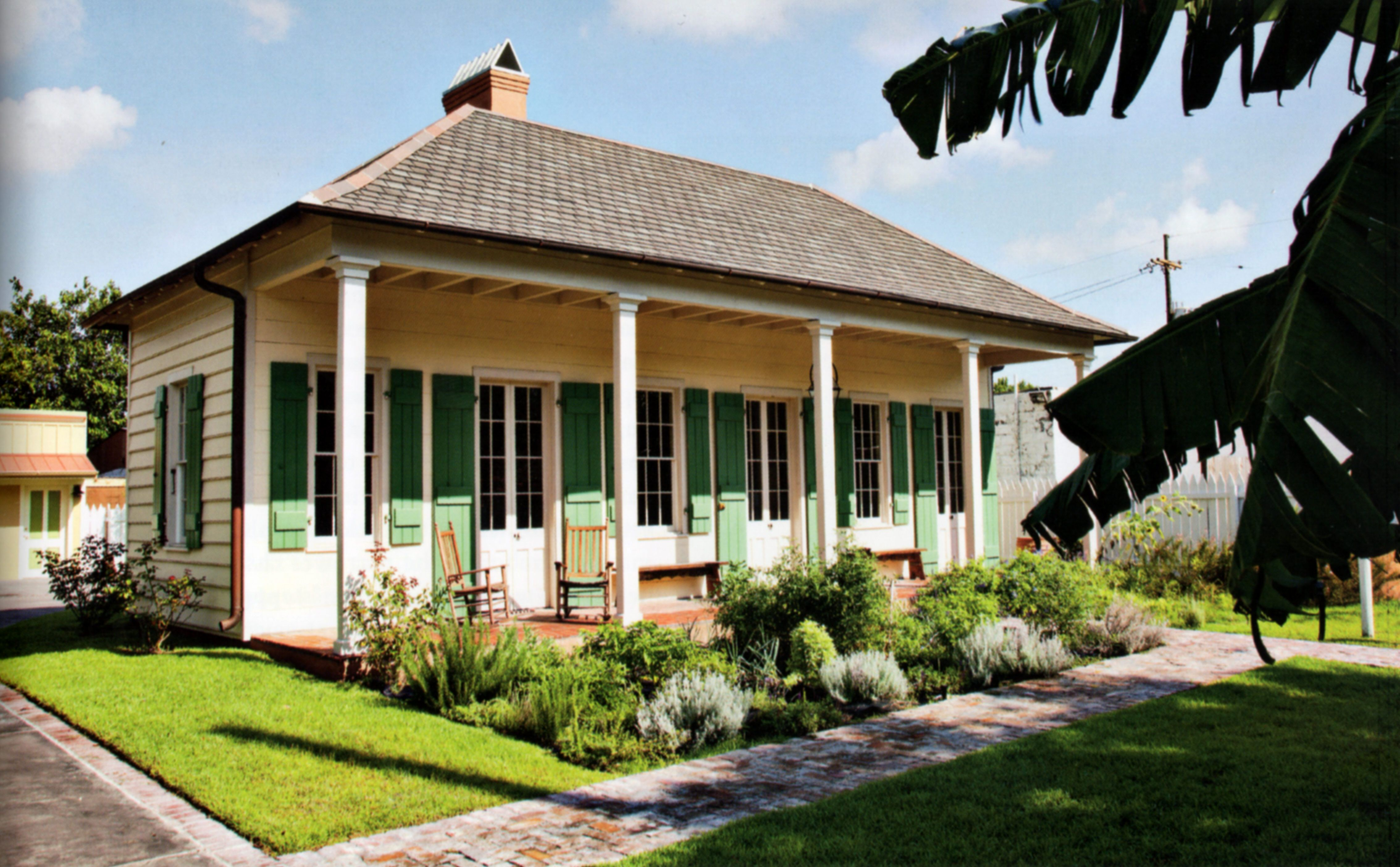 Plantation Kitchen House the lombard plantation reconstructed kitchen house. | spotlight