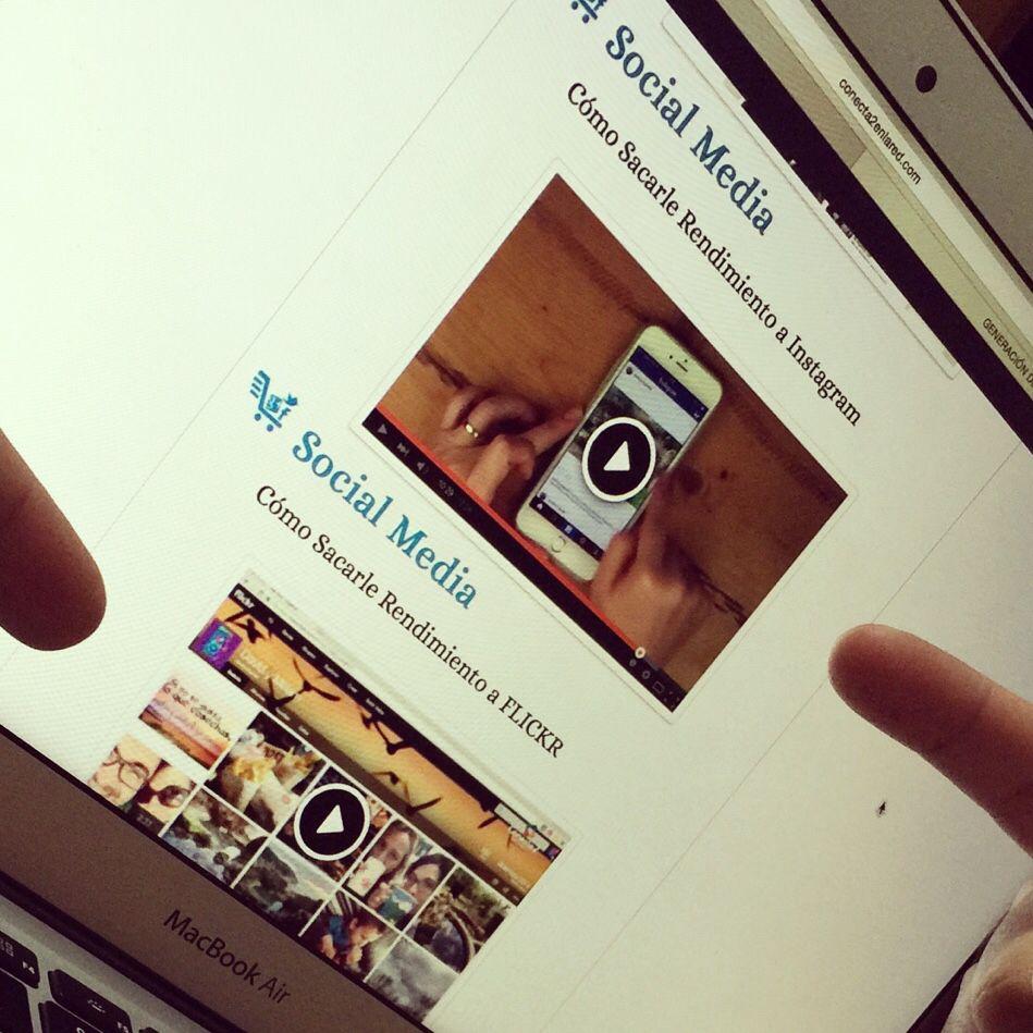 Ya están nuestros 2 videotutoriales en la #akdmia de #conecta2enlared  Estamos súper felices de poder participar de forma activa en esta gran plataforma para  emprendedores en la que aprenderás a vender cualquier servicio o producto a través de internet.  Infórmate GRATIS en http://goo.gl/vRZCeQ #davidymiriam #negocioonline #hoyeseldia
