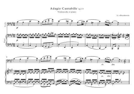Pin On Cello And Piano Duet Music Scores Downloads