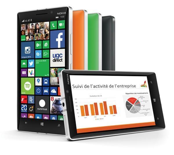 NOKIA Lumia 930 - bianco - 32 GB - 4G - Smartphone - MegaPlanet  Il Nokia Lumia 930 è uno smartphone con Windows Phone dotato di potenti funzionalità mobili. Grazie alle vignette dinamiche dell'interfaccia, sarai sempre aggiornato su tutto quello che succede nel mondo. E per un'esperienza unica, potrai anche personalizzare lo sfondo dello schermo.