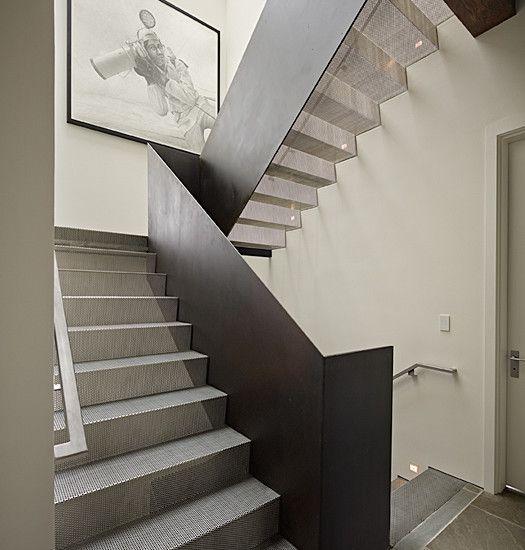 Best Solid Metal Railing Дизайн Лестницы Архитектурный Дизайн 400 x 300