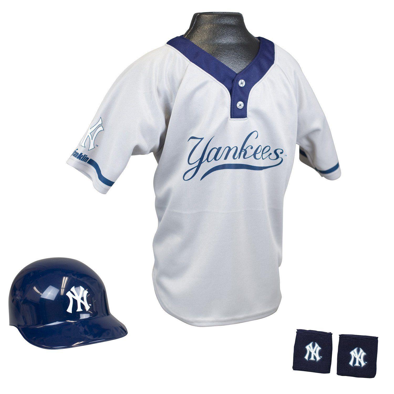 Child New York Yankees Halloween Costumes 411costumes Com Franklin Sports Yankees Team New York Yankees