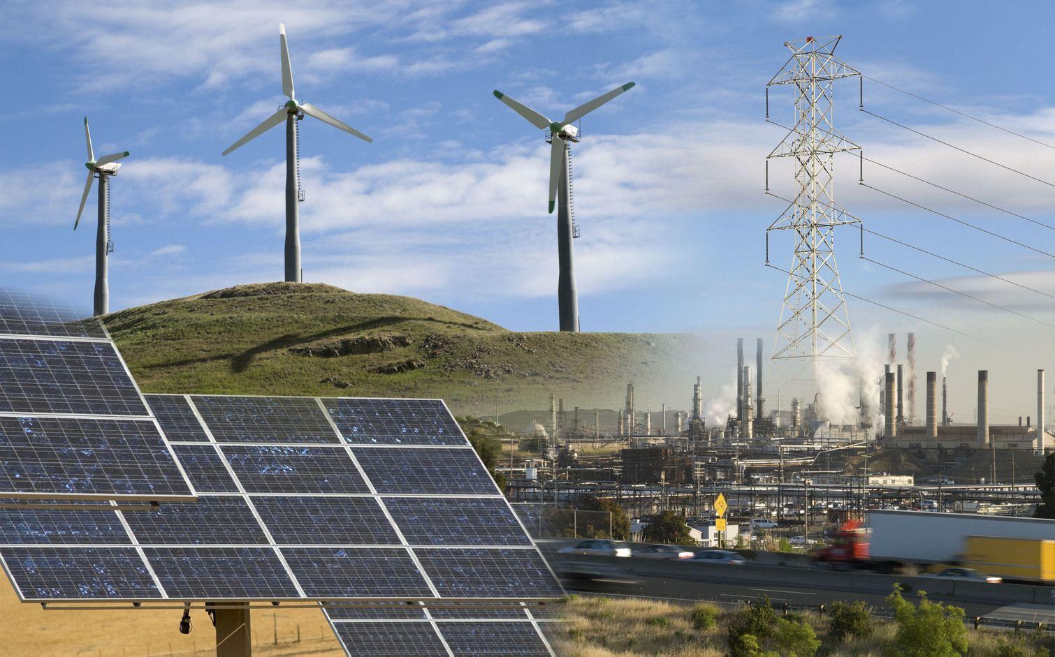 Leverage Renewable Energy For 24x7 Power Par Panel To Govt Energy Industry Renewable Energy Energy