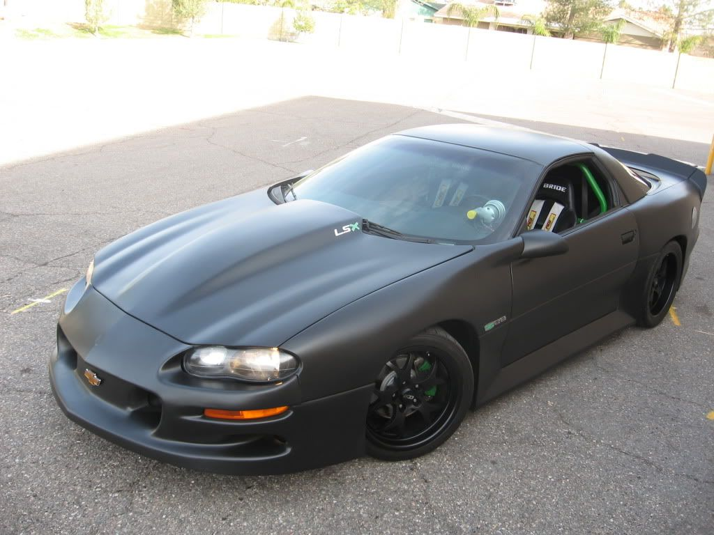 wide-body-z28-camaro-1999    | Awesome | American muscle cars
