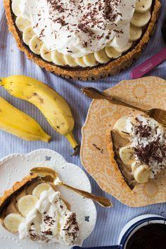 Banoffee Pie – Torta de banana com doce de leite | Vídeos e Receitas de Sobremesas