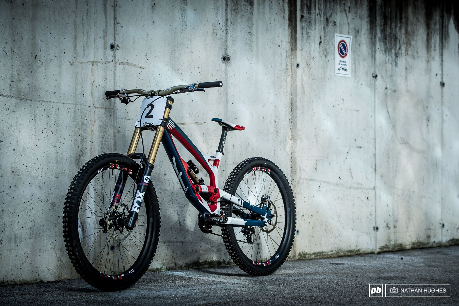 Bikes Of The Best Val Di Sole Dh World Champs 2016 Downhill
