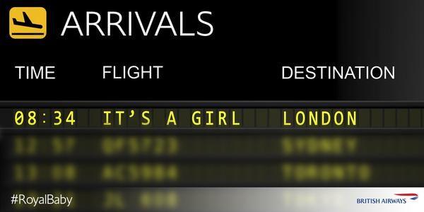 Via British Airways