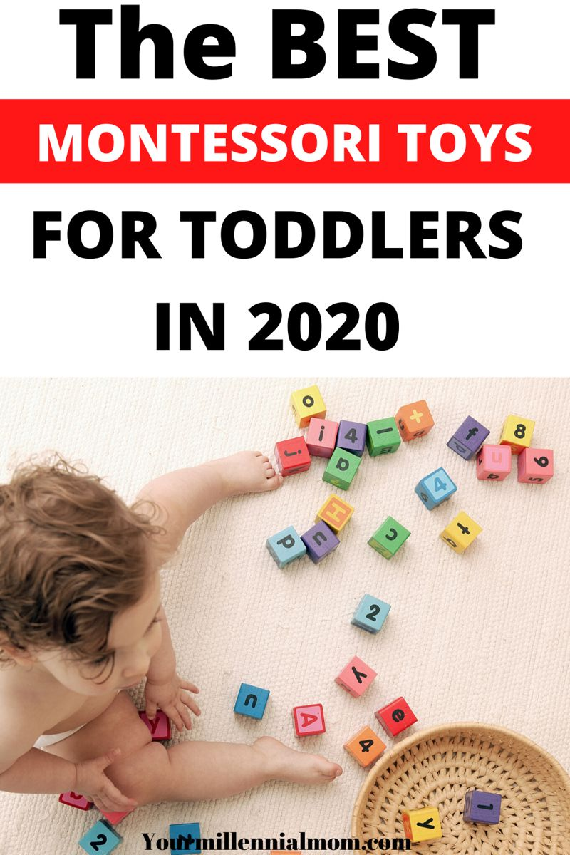THE BEST MONTESSORI TOYS FOR TODDLERS OF 2020! in 2020 ...
