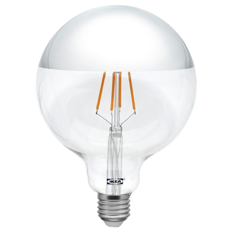 E27 Sillbo Led Leuchtmittel 370 RundKopfverspiegelt Lm ARjq5L34