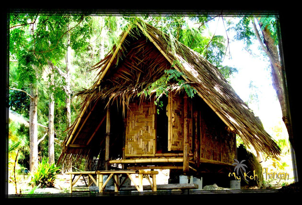 Lovely hut @ Hin Kong, Koh Phangan    #kophangan #hinkong #junglehut #jungle