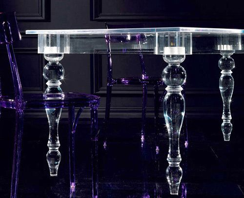 Acrylic Table Design by Colico Design