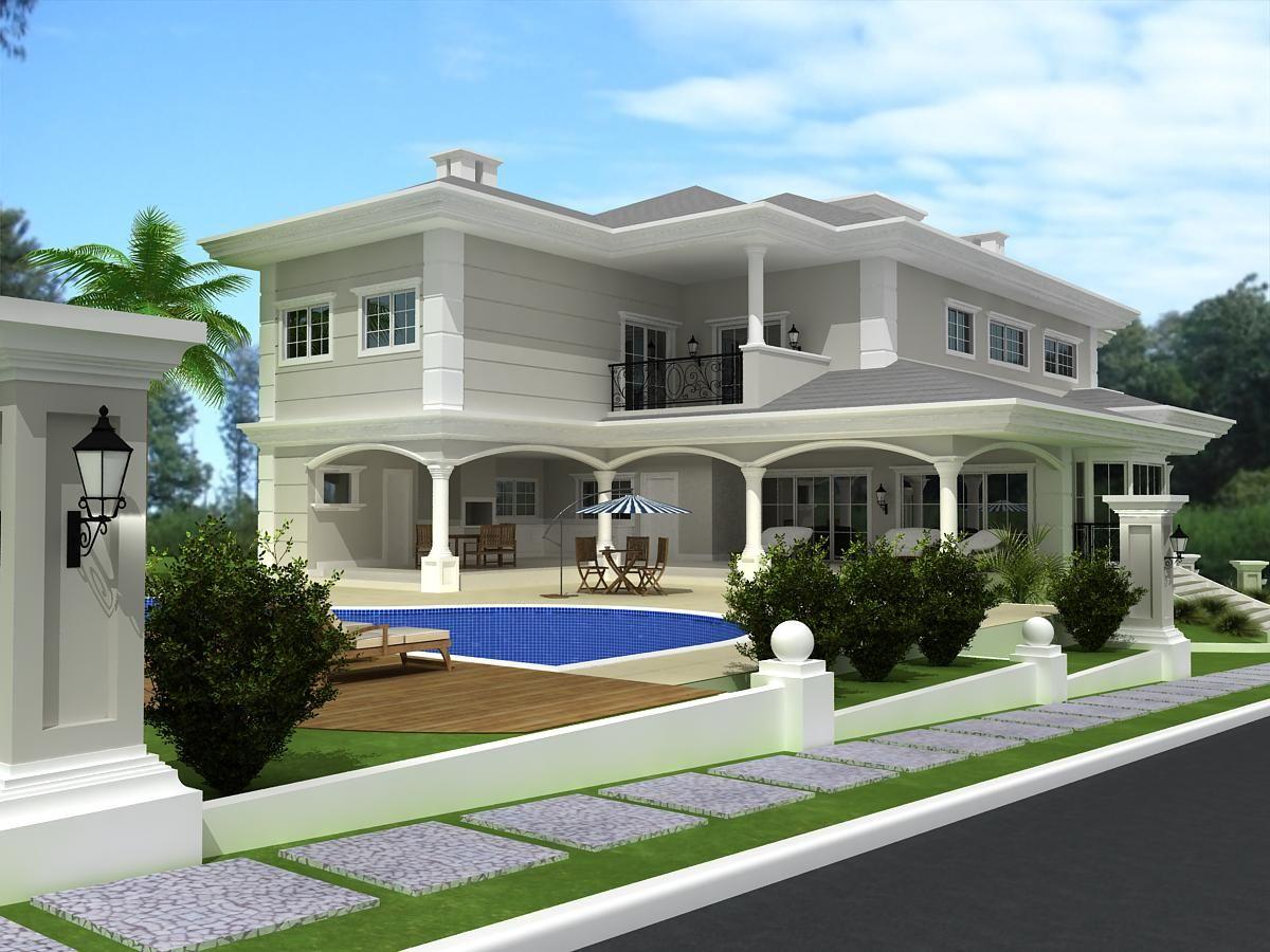 Proyectos costafizinus arquitetos casas pinteres - Decoraciones de casas modernas ...