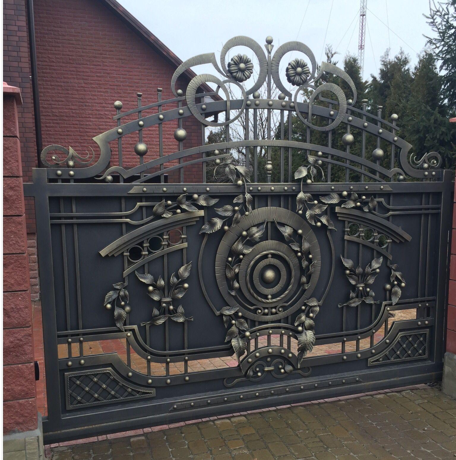 Pin von Ada Art auf Gate and Doors Pinterest