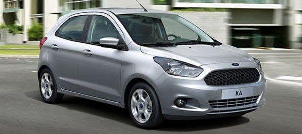 El Nuevo Ford Ka Sedan Se Llamara Ka