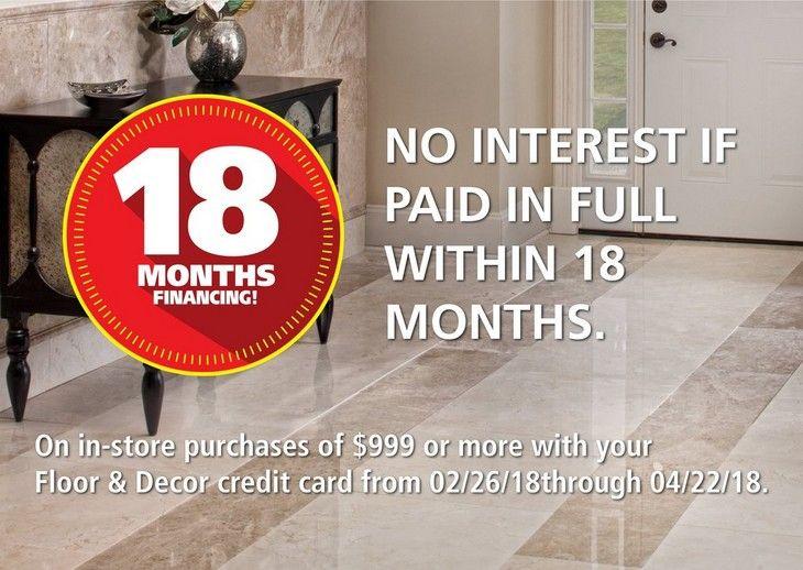 Credit Center Floor Decor Bathroom Remodel