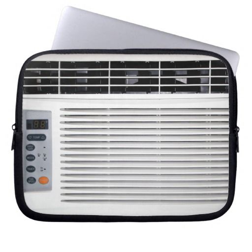 Air Conditioner Laptop Sleeve Zazzle Com Custom