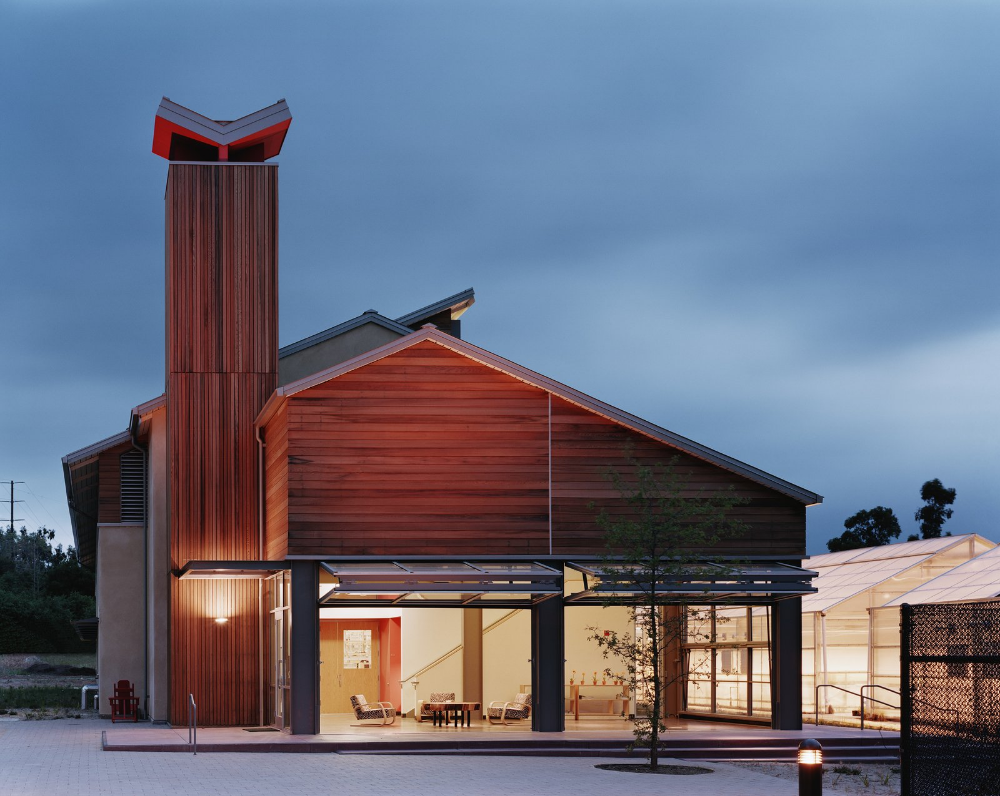 Phoebe Schenker Architect Architecture Natural Ventilation
