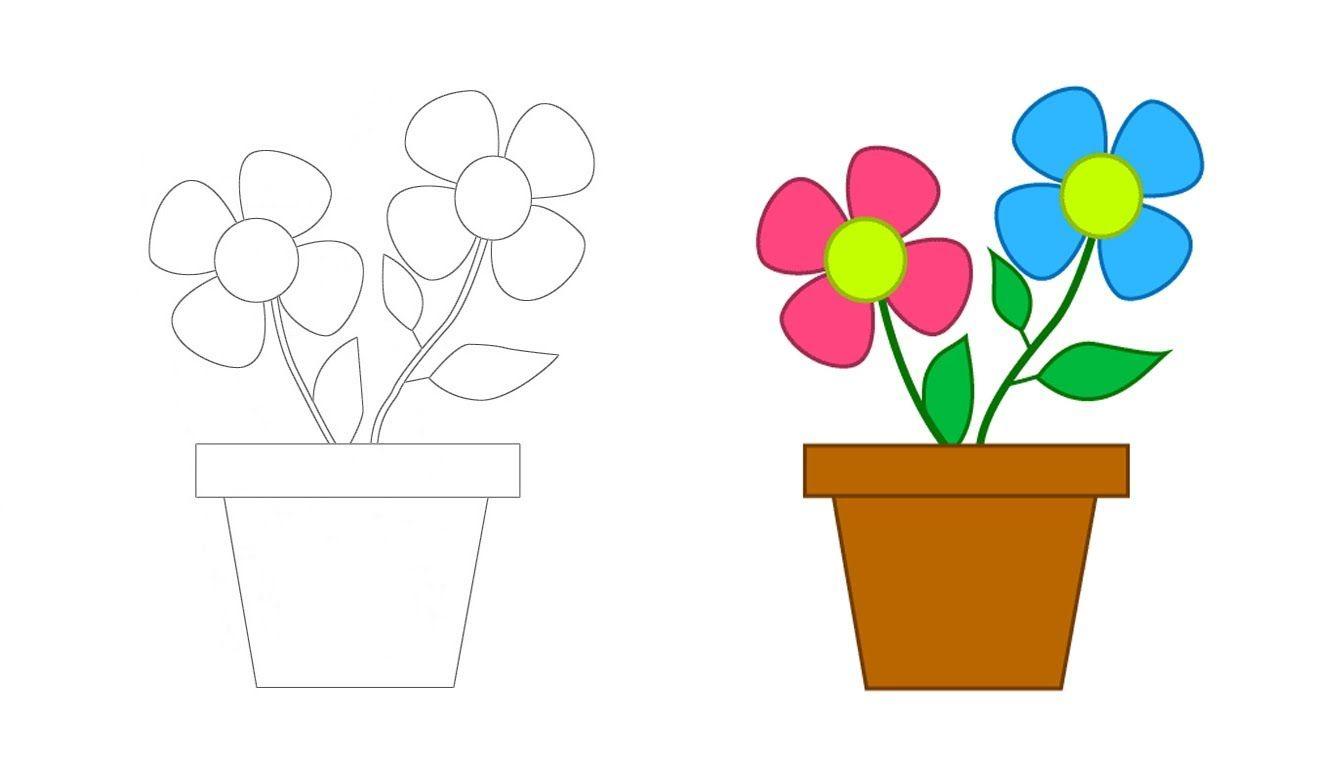 نتيجة بحث الصور عن رسم فازة ورد Art Gaming Logos Logos