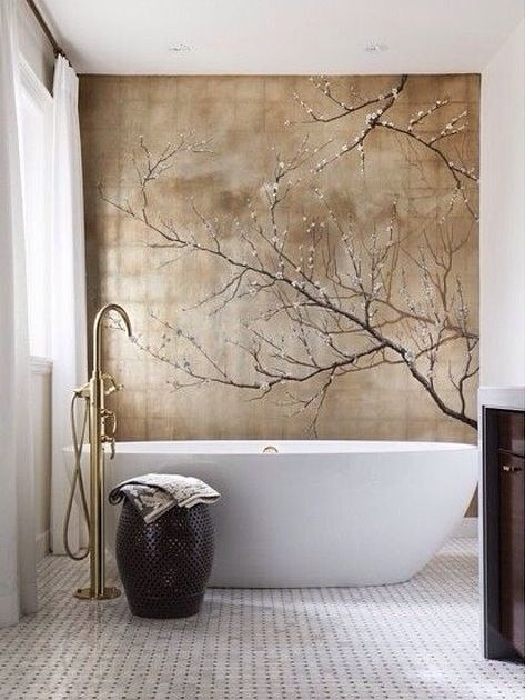 #bath #painting #room
