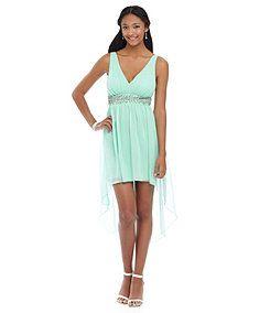 Juniors Dresses Hi Low Dresses Dillardscom Dresses
