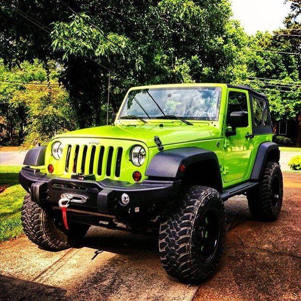 Mdrizzy Bomb With A Badass Gecko Green Jk Jk Jeep Green Jeep Green Jeep Wrangler Jeep Life