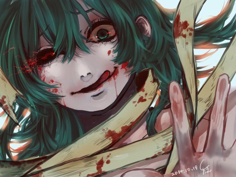 Resultado de imagen para Eto Tokyo Ghoul