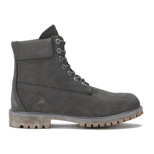 660741b5c73c Timberland Men s Icon 6 Inch Premium FTB Leather Boots ( 230) ❤ liked on  Polyvore
