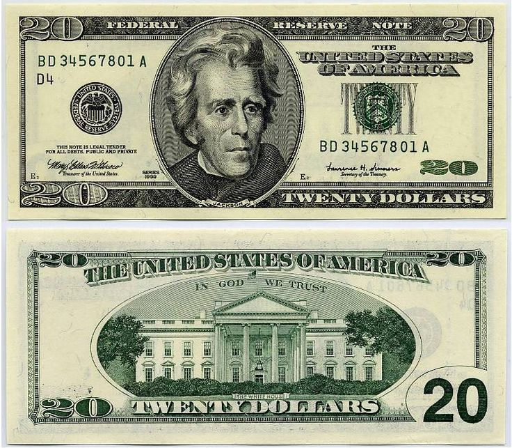 It is a picture of Epic Printable Dollar Bill