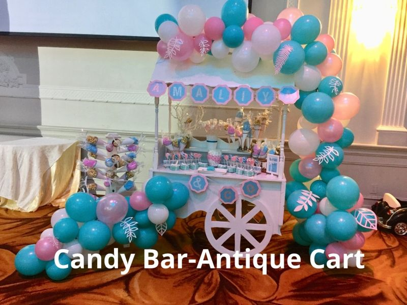 Candy Cart Rental For Your Upcoming Celebration We Have Worked With High Profile Celebrities In Toronto Gta Birth Candy Cart Birthday Candy Vintage Cart