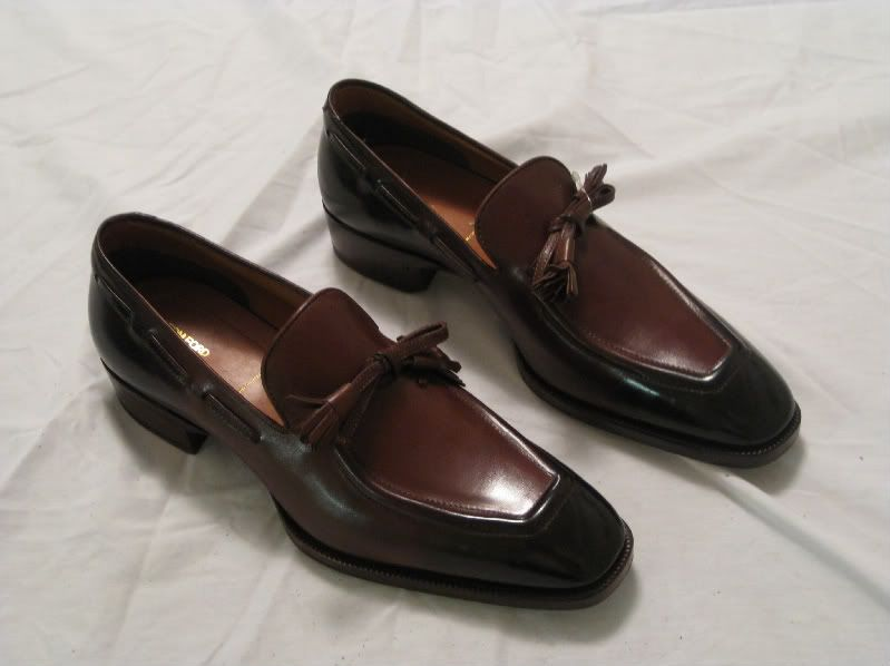 Tom Ford Shoes Sale | Tom Ford Shoes: Too Far? or Just Far Enough? «  less.gentle.men