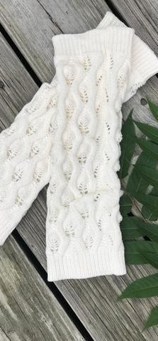 178767830f1e1e Luck Be a Lady Boot Socks- Ivory  socks  fashion  ootd  fashionista ...