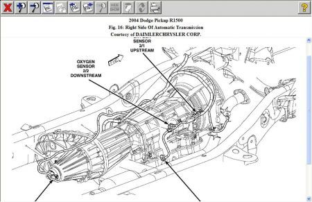 dodge dakota wiring diagram for heater