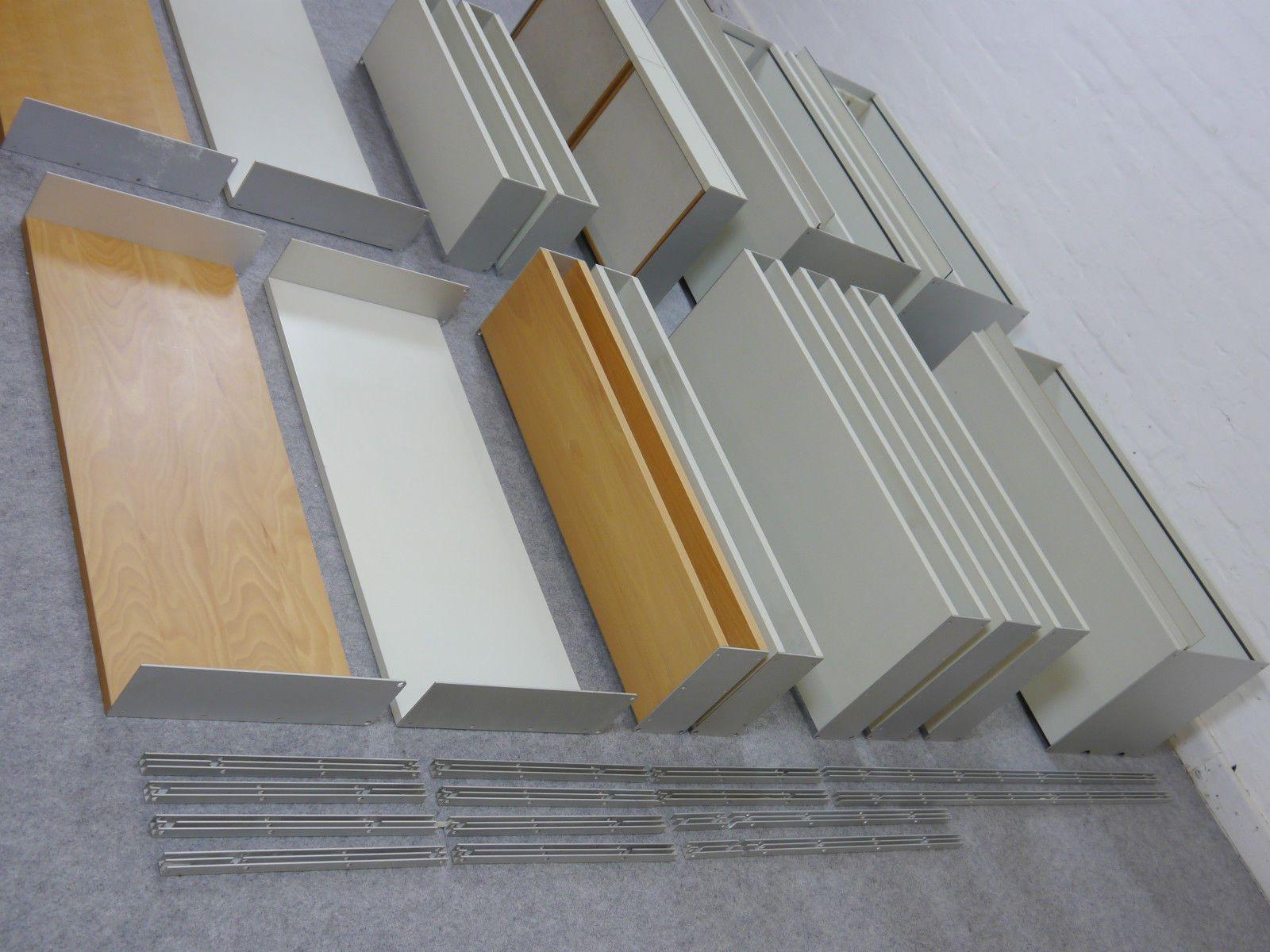 vitsoe sdr dieter rams shelfing system regalsystem model 606