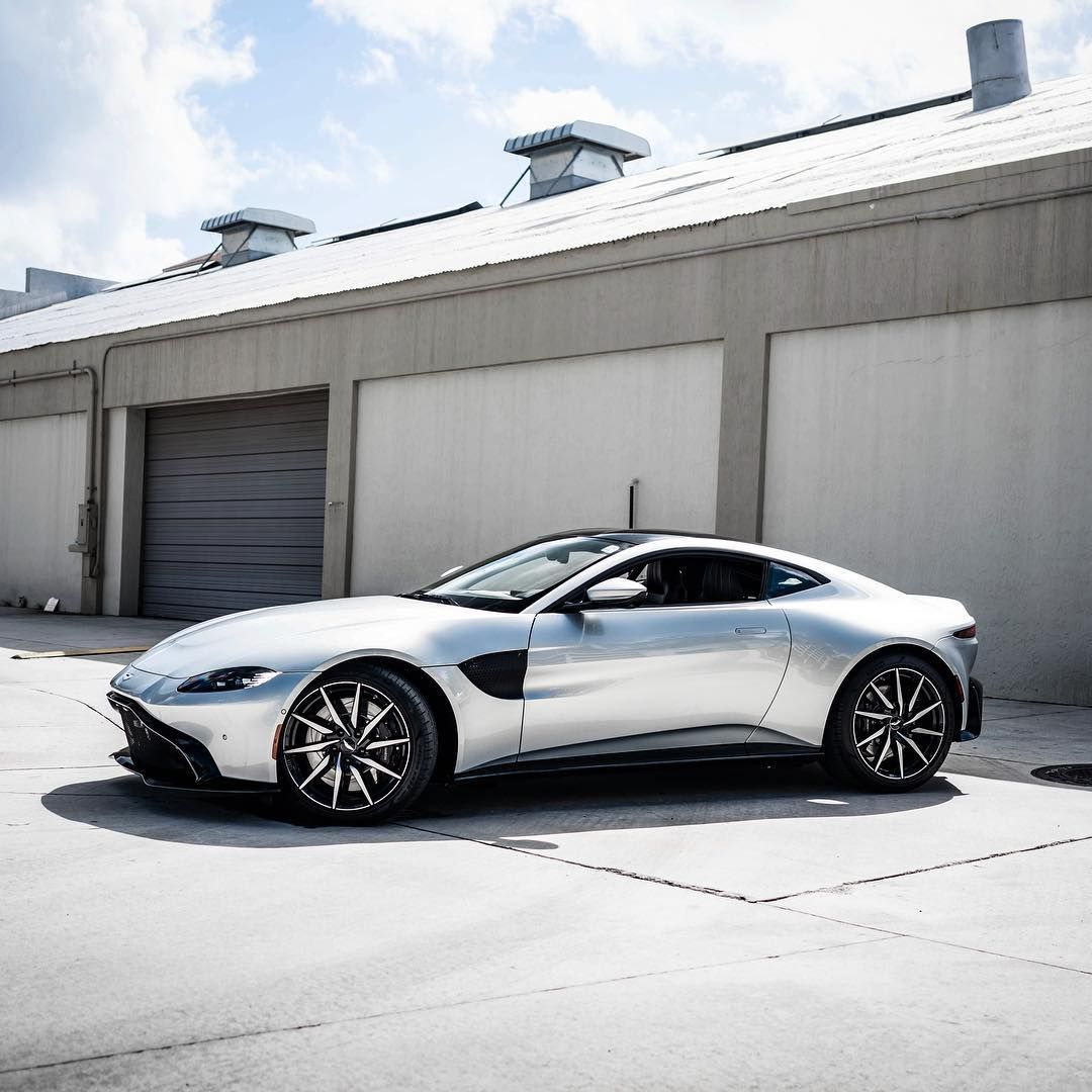 Aston Martin Palm Beach On Instagram Liquid Silver Aston Martin Aston Martin Vantage Aston Martin Cars