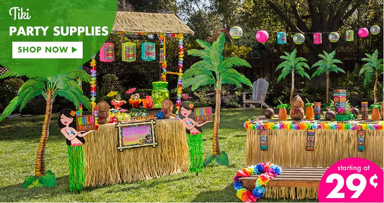 Summer Party Supplies Summer Party Decorations Party City