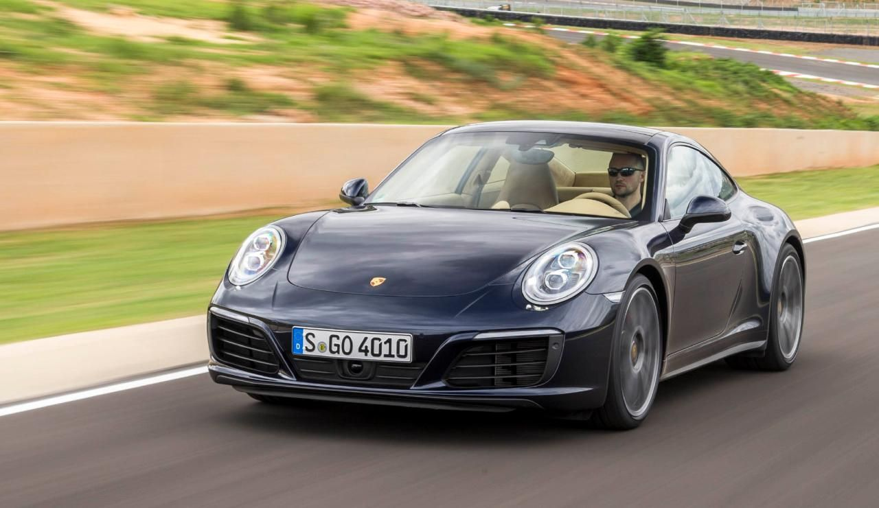 Testing the new porsche 911 turbo in south africa beautiful brutal