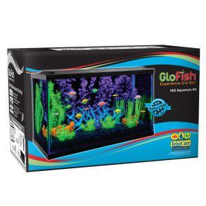 Glofish 10 Gallon Aquarium Kit Glofish Aquarium Kit Aquarium